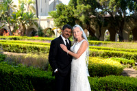 Carol and Tushar Wedding